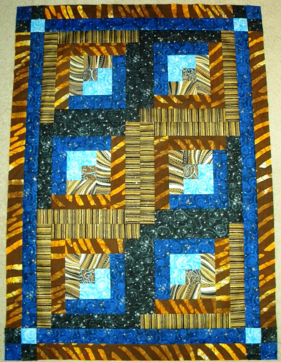 Quilt for bunbun - Pieced Top