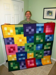 City Play - Completed Quilt