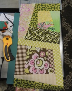 Pass 1 - Block Ready to Pass Again