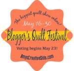 Blogger's Quilt Fesitval