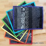 Rainbow Placemats - I Love ROYGBIV