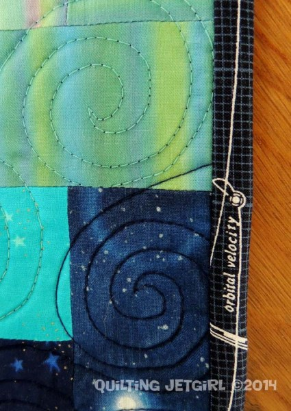 Solar System - Binding Detail