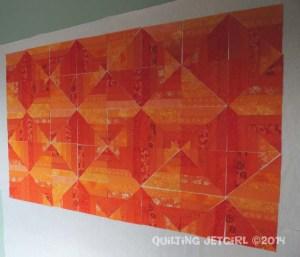 Orange Crush - Just Over Half the Blocks