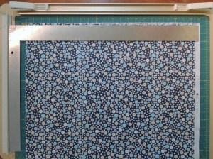 "Simple Drawstring Bag - Trim Fabric to 18"" x WOF"