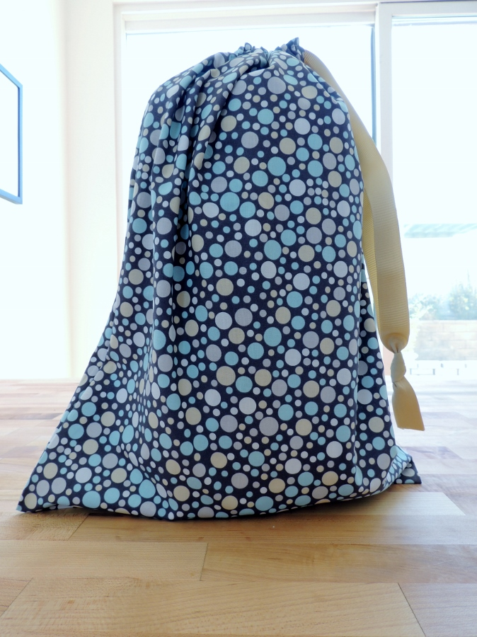 Simple Drawstring Bag - Ready to Gift