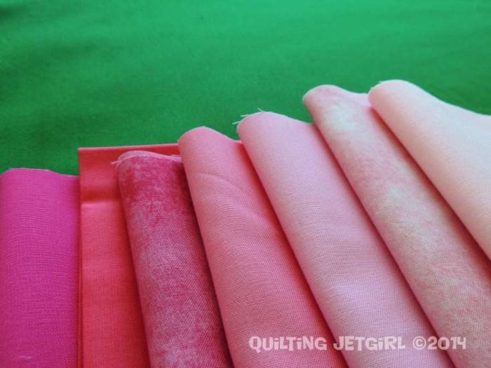 Three Flocks - Fabric Pull