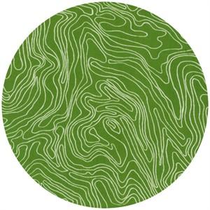 Terrain in Green from Architextures by Carolyn Friedlander