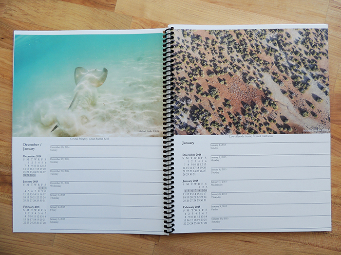 2015 Weekly Photo Calendar
