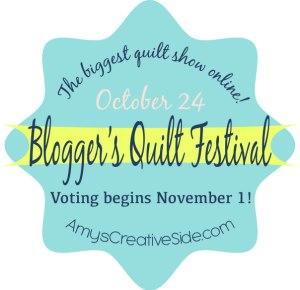 Blogger's Quilt Festival, Fall 2014