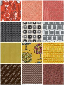 Quilting Jetgirl: Folksy Fall Palette 2
