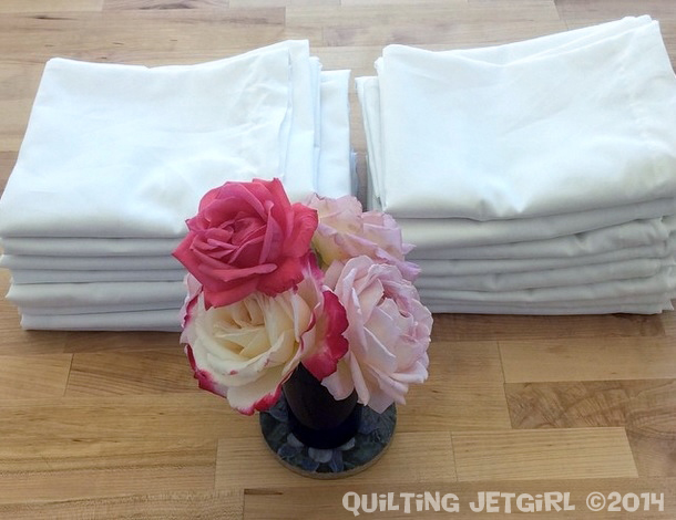 16 Queen Sized Quilt Archival Bags