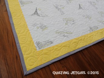 Baby Sheet Quilt (4)