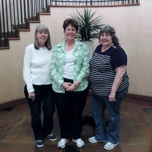 My Aunt Cheryl, My Mother Lorna, and My Aunt Emma