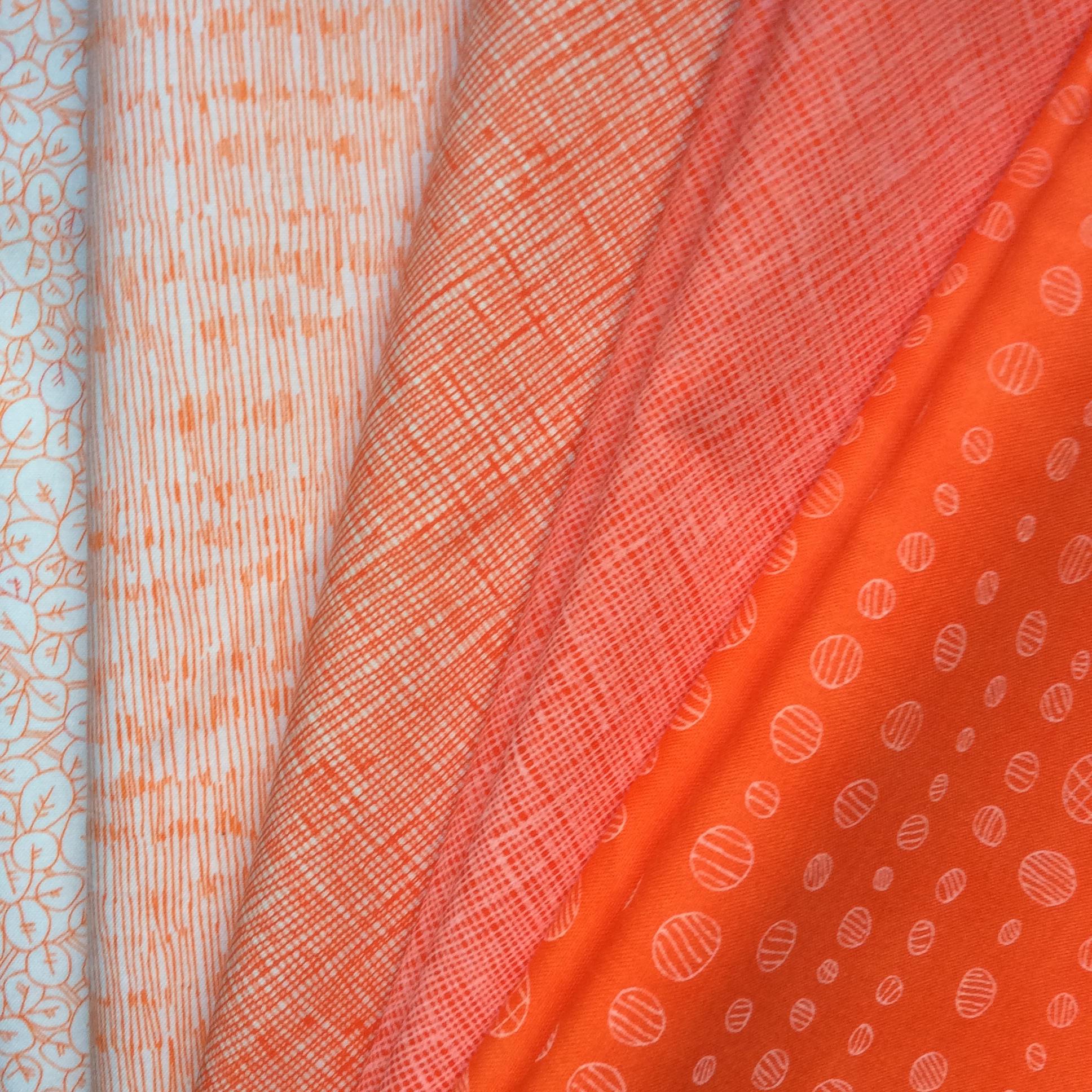 Orange Carolyn Friedlander Amazingness