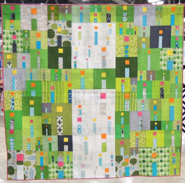 """""""i Quilt"""" by Kathy York - Best in Show"""