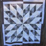 Shattered Star by Judy @Quilt Paradigm
