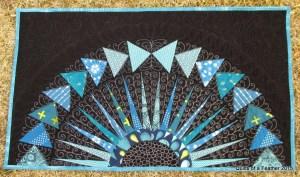 New York Beauty mini quilt
