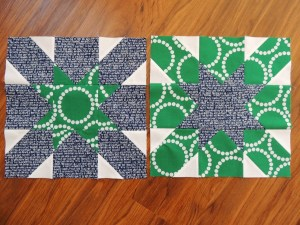 Stash Bee April Blocks