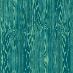 Joel Dewberry, True Colors, Wood Grain in Teal