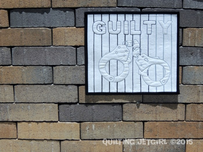 Reclamation Project IV: Guilty