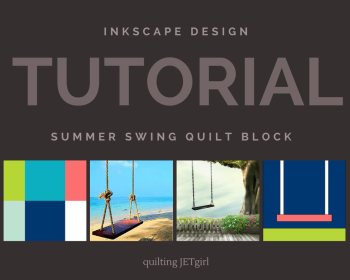 Inkscape Design Tutorial by Quilting Jetgirl