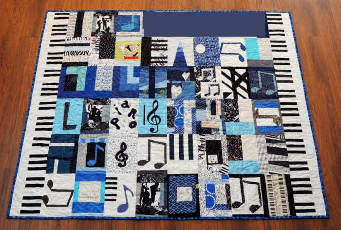 Mr. L's Finished Quilt