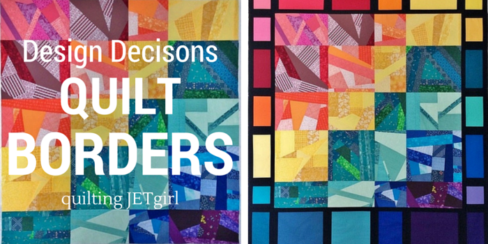 Quilt Design Decisions Borders