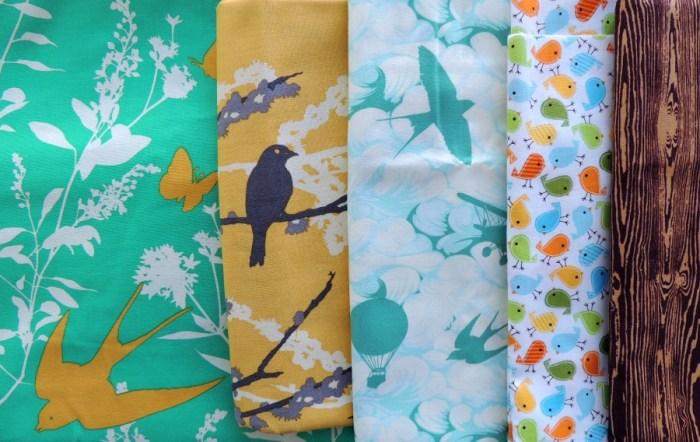 Baby Quilt Fabrics