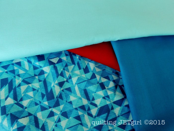 Red Herring - Fabric Selection