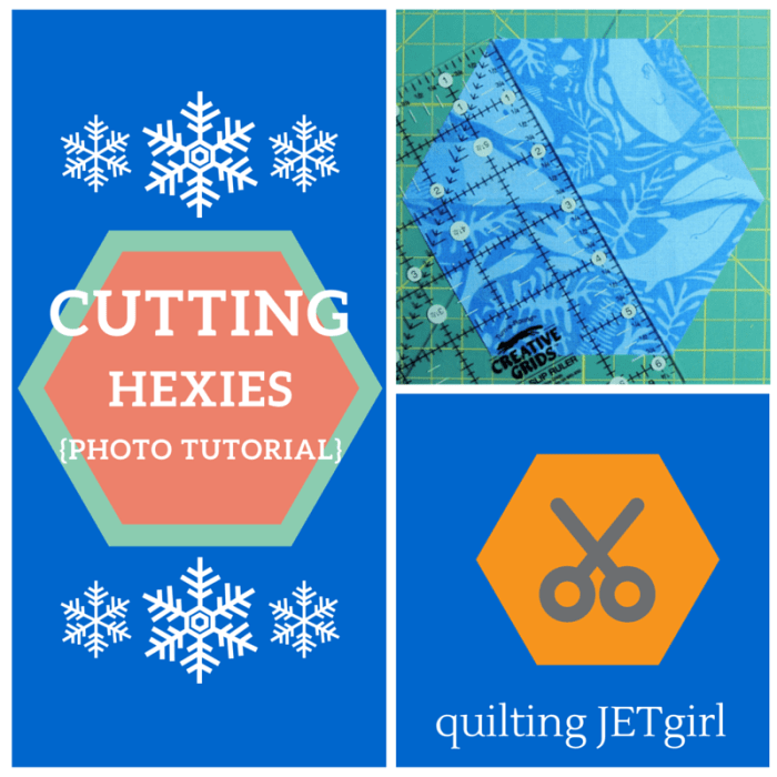 Cutting Hexies