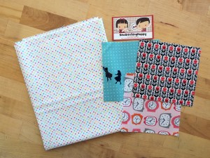 Tiny Hearts & Charm Squares from Sew Stitching Happy