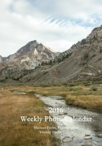 2016 Weekly Photo Calendar