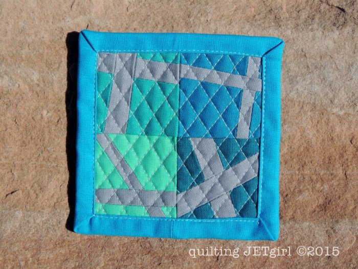 Mini Mini Quilt for Mary @Quilting is in my Blood