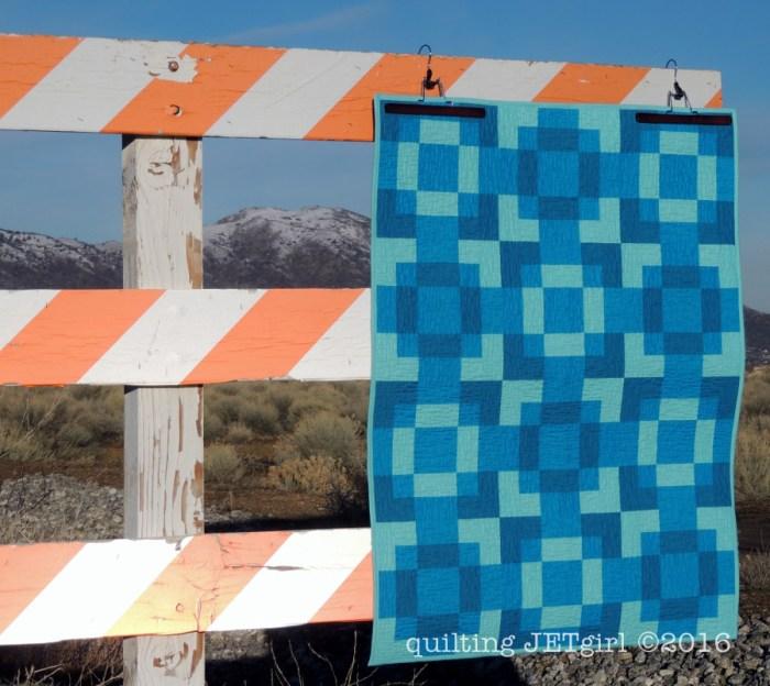 Cut and Shuffle Alternate Four Corners