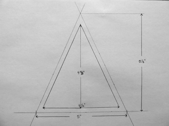 Hand Sketching Pattern - Step 2