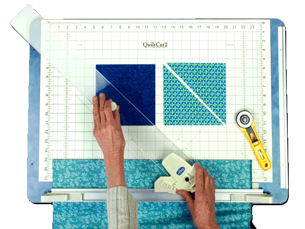 QuiltCut Fabric Cutting System