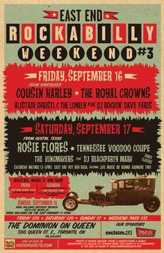 Rockabilly Weekend