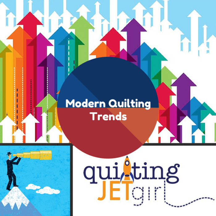 Modern Quilting Trends