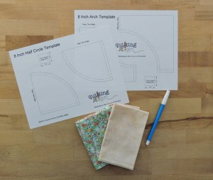 Sewing Full Circles: Assemble Materials