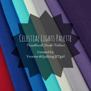Celestial Lights Palette