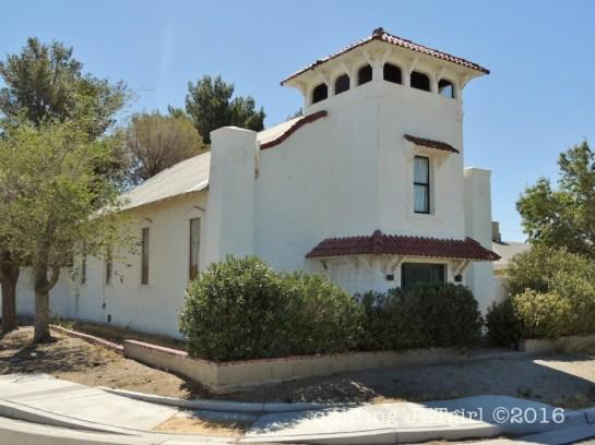 Mojave Church