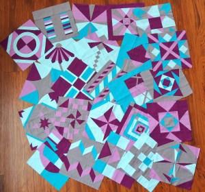 Cloud9 New Block Charity Quilt Blocks