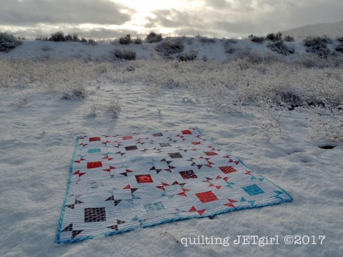 Layer Cake Pop - Featuring Desert Bloom by Amanda Herring for Riley Blake Fabrics
