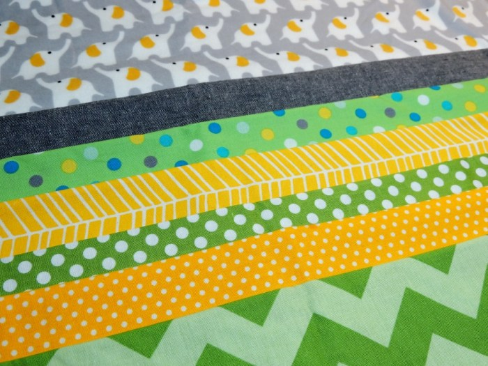 Baby Carter Lucent Quilt Fabric