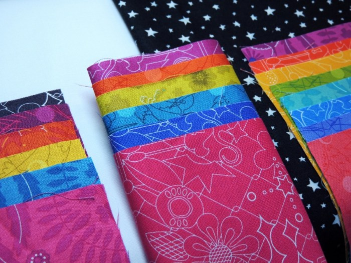 Freefall QAL Fabric