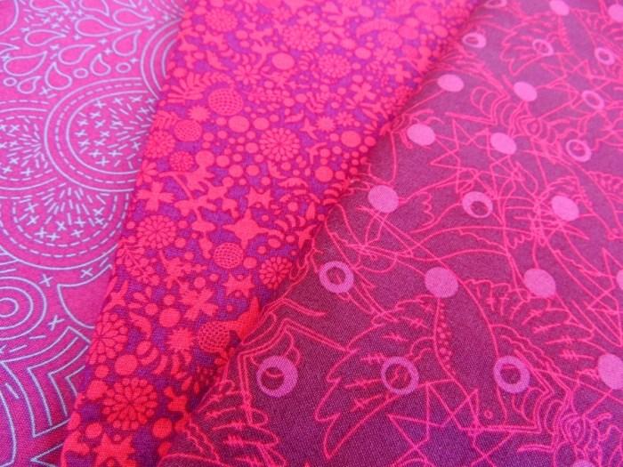 Alison Glass Sunprints