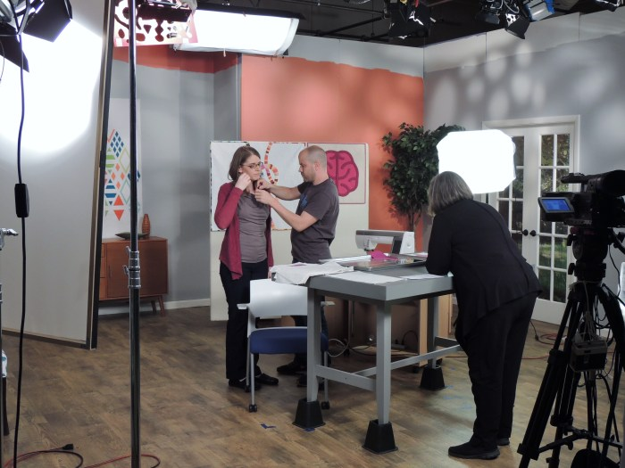 Fresh Quilting Behind the Scenes with Sheri from Whole Circle Studio