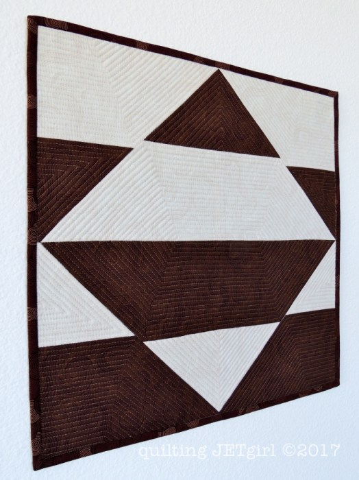 Combinatorics Mini Quilt