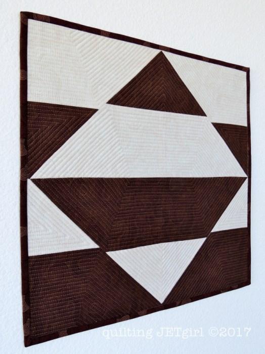 Combinatorics Mini Quilt