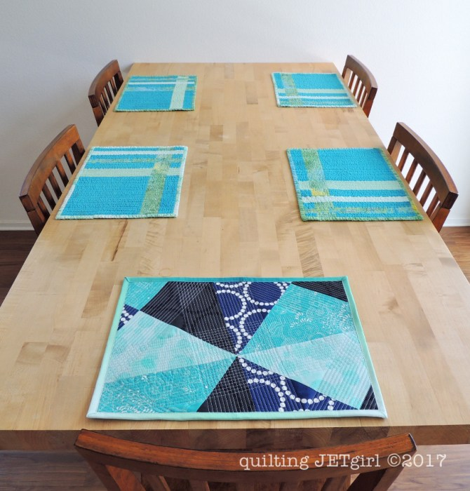 Happy Placemat Set of 5